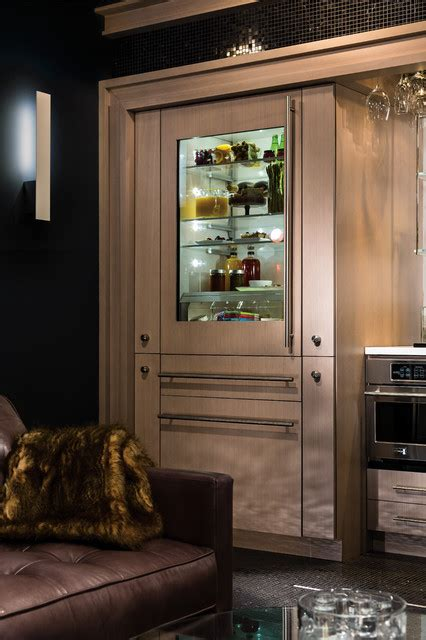 ge glass door refrigerator ge monogram 30 quot fully integrated glass door refrigerator