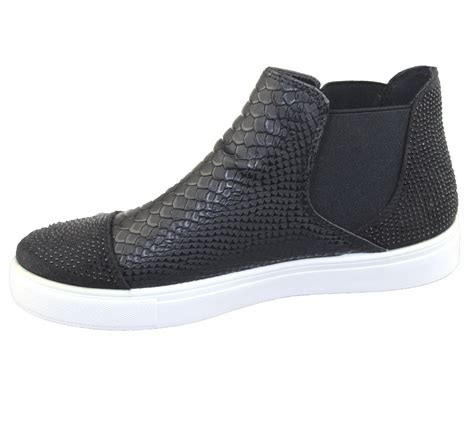 chelsea sneaker womens trainers ankle chelsea boots sneakers high