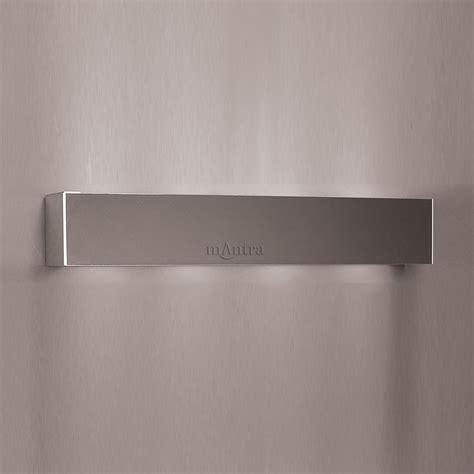 wall washer lights mantra lighting m0075 comfort 4 light polished chrome