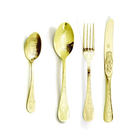 cutlery sets herdmar cutlery sets gold and silver cutlery fast