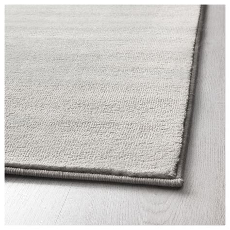 what does low pile rug stilleb 196 k rug low pile grey 133x195 cm ikea