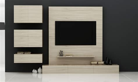 Vertical Section Of Tv by Custom Made Wall Units Groupon Goods