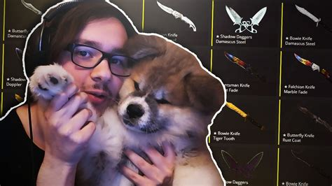 Hellcase Giveaway - mon chien ouvre des caisses hellcase case opening 2 g