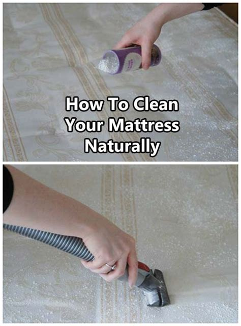 How To Clean Your Mattress by How To Clean Your Mattress Naturally Shtf Prepping