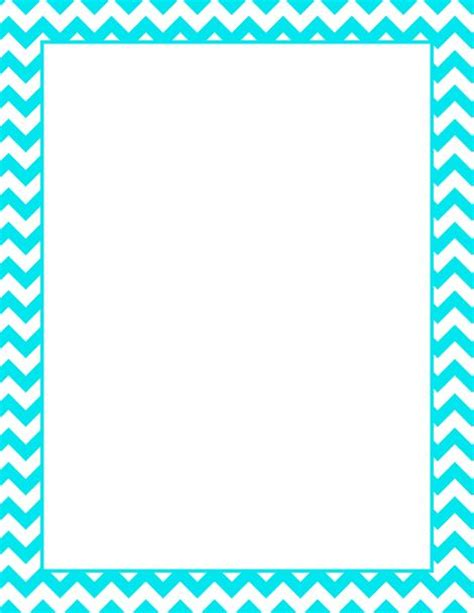 free chevron border template for word 17 best images about paper borders on chevron