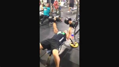 slight incline bench press slight incline dumbbell bench press youtube