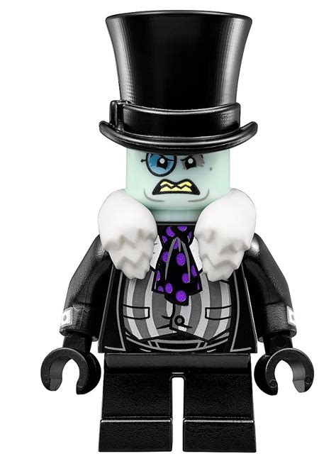 Lego Batman The Penguin lego 70910 and 70911 batman official images special delivery and arctic roller