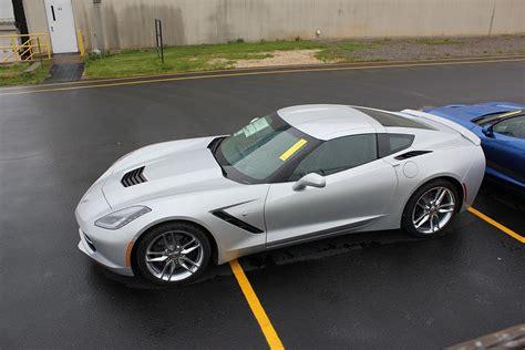 official blade silver c7 corvette stingray photos thread