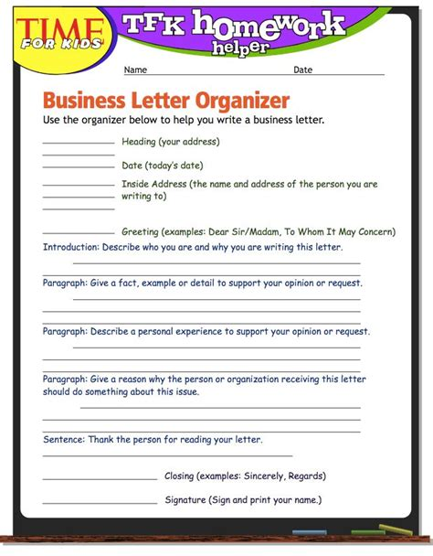 personal business letter open punctuation activity exle closed punctuation business letter personal