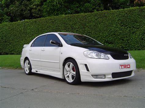 2004 Toyota Corolla S Yuantsun S 2004 Toyota Corolla In Guayaquil