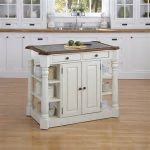 Home Styles Kitchen Island by Home Styles Monarch Kitchen Island Amp Two Stools Home
