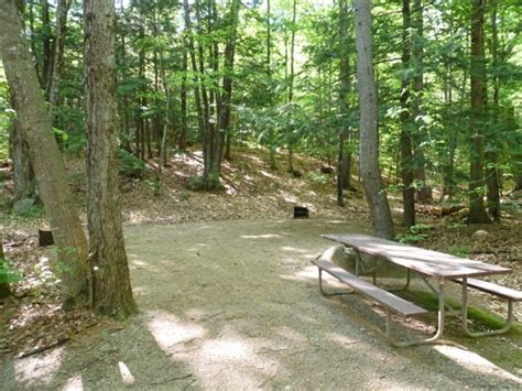 nh rv parks and cgrounds north woods white mountains white mountain national forest white ledge cground