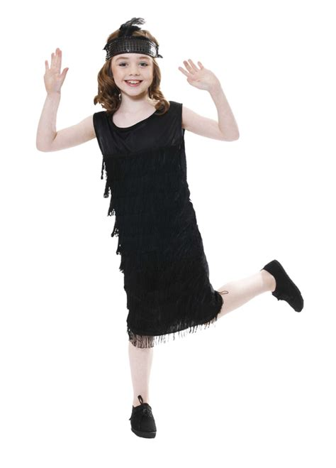 1920 childs hairstyle 1920s flapper girls fancy dress gatsby 20s charleston kids