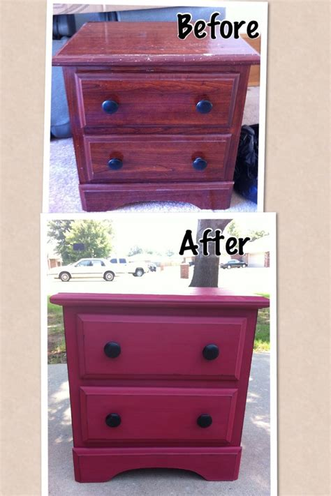 chalk paint colors for furniture chalk paint furniture refurb i made it