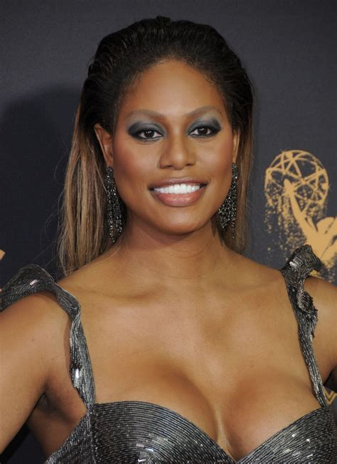 laverne cox laverne cox emmy awards in los angeles 09 17 2017