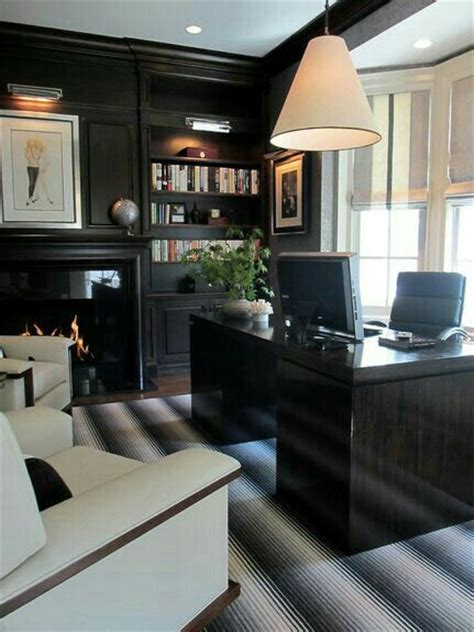 Mens Office Decorating Ideas by 25 Best Ideas About Masculine Office On