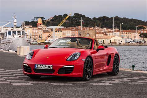 2013 Porsche S 0 60 Driven 2013 Porsche Boxster S Automobile Magazine