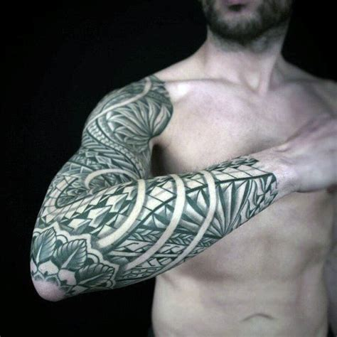 elbow tribal tattoo 90 designs for tribal ink ideas