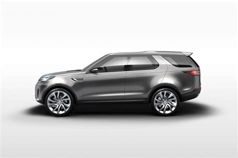 land rover concept land rover discovery vision concept hypebeast
