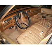 1974 Cadillac DeVille Interior  Cars Pinterest