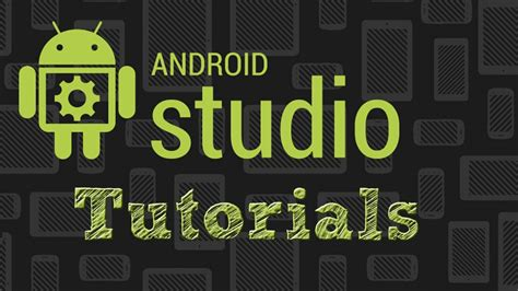 new boston android studio tutorial youtube android studio tutorials setting up a project and