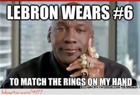 Funny Lebron Memes - lebron james vs michael jordan http