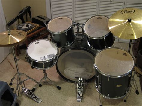 Set For Sale Pearl Drum Set For Sale 450 Ridgefield Ct Patch