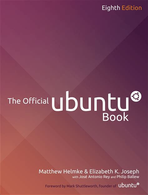 eighth edition books the official ubuntu book 8th edition now available