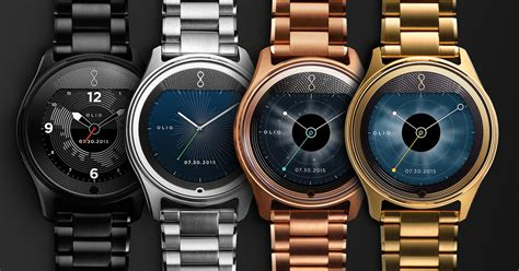 nadja collection folio 73 engadget giveaway win a model one smartwatch courtesy of olio