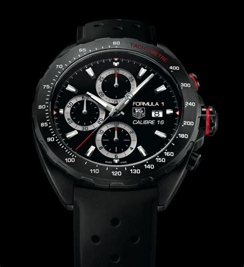 Tag Heuer Formula1 Calibre 16 on review 2015 formula 1 series the home of tag
