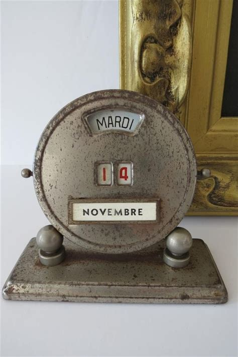 antique perpetual desk calendar 77 best images about vintage perpetual calendars on