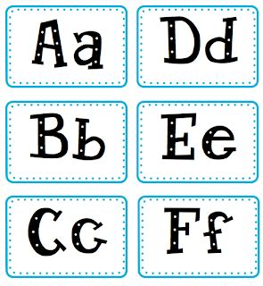 printable alphabet letters for word wall zeek s zoo word wall words