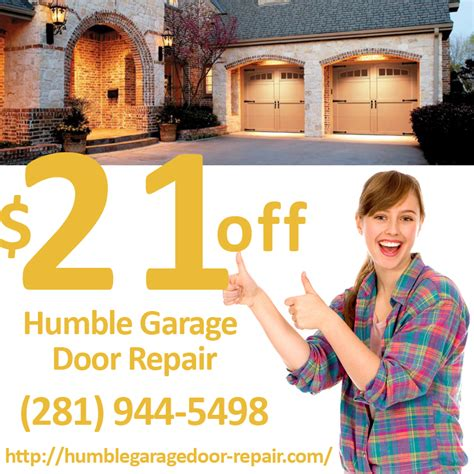 Garage Door Repair Humble Tx by Humble Garage Doors Repair Garage Door Opener Repair
