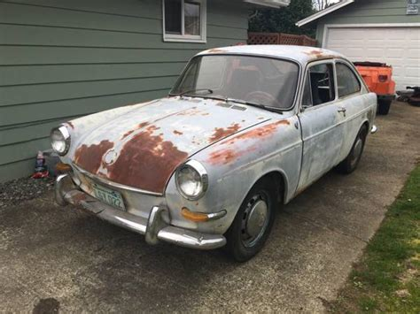 volkswagen for sale in vw fastback project for sale buy classic volks