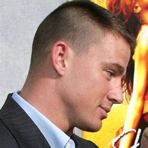Channing Tatum Haircut 05 Mens Hairstyle Guide Channing Tatum Side By Side