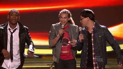 Michael Jackson May Appear On American Idol by Joshua Ledet Michael Jackson Trio Performance American