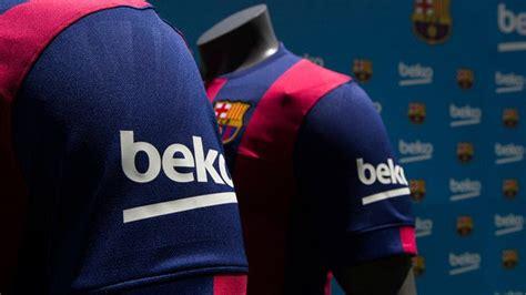 firma beko firma beko nowym globalnym sponsorem fc barcelony