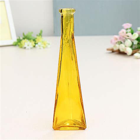 Miniature Glass Flower Vases by Vases Color Clear Mini Glass Vase Zakkz Flower Bottle