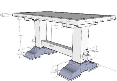 come costruire un tavolo da biliardo schema costruzione biliardo fare di una mosca