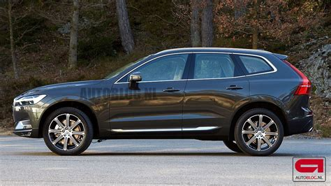 volvo xc60 2018 volvo xc60 leaked looks sharper than the xc90