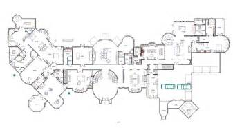 Floor Plans Of Mansions Mansions Amp More October 2012