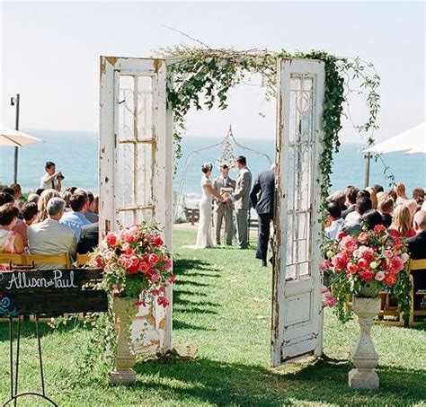 Wedding Arch Hire Cape Town by Vintage Doors That You Can Rent For Your Side
