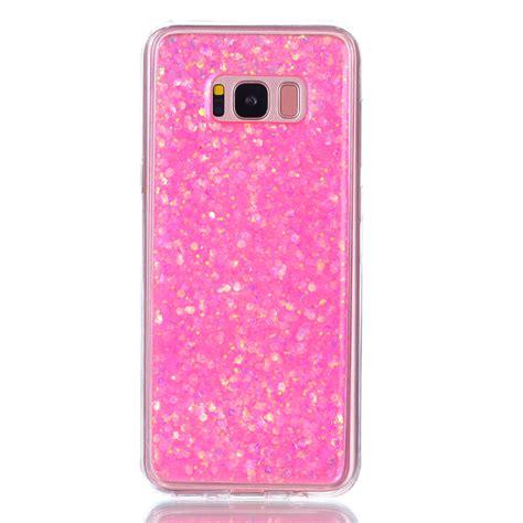 Softcase Gliter Samsung E5 bling glitter soft tpu rubber protective back cover for samsung s8 note 8 ebay