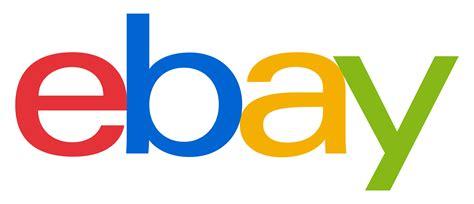 logo transparent ebay logo png transparent pngpix