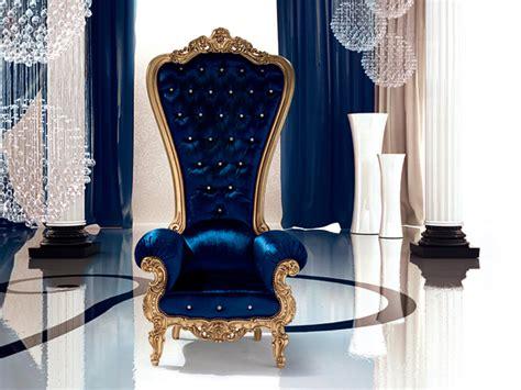Aristokratie Vor Und Nachteile by Designer Thron Sessel Caspani F 252 Hlen Sie Sich Wie