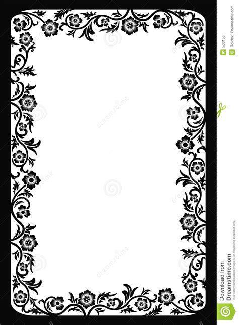 royalty free vector ornamental with 343155995 stock decorative frame vector royalty free stock image image