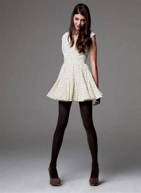 black white dress with tights dresses with tights oasis fashion
