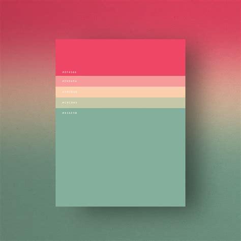 minimalist color palette 2016 minimalist color palettes 2015 on behance