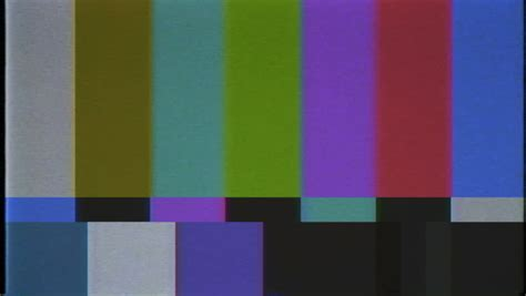test pattern sound effect tv test pattern stock footage video shutterstock