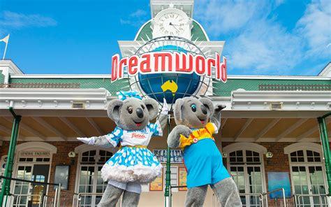 themes in australia film haunted locations dreamworld theme park australia